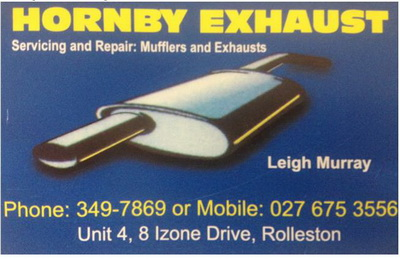 Hornby Exhaust