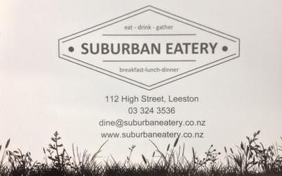 22 Suburban Eatery