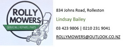 Rolly Mowers
