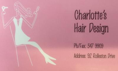Charlottes Hair