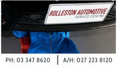 Rolleston Automotve