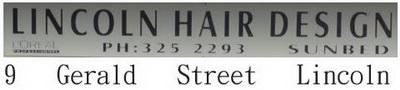 Lincoln Hair