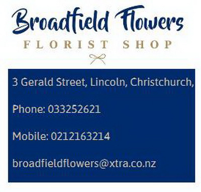 Broadfield Flowers