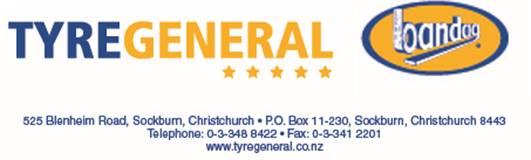 Tyre General