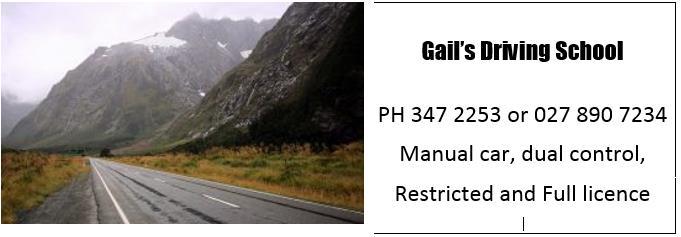 39 Gails Driving