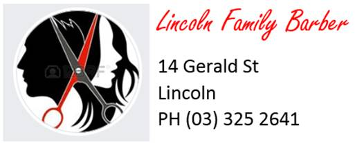 55 Lincoln Family Barber