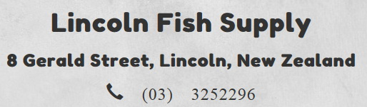 56 Lincoln Fish Supply