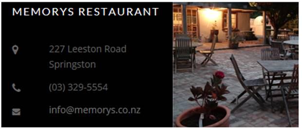 64 Memorys Restaurant