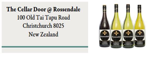 Rossendale Wines