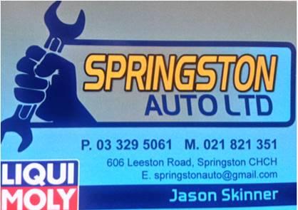 Springston Auto