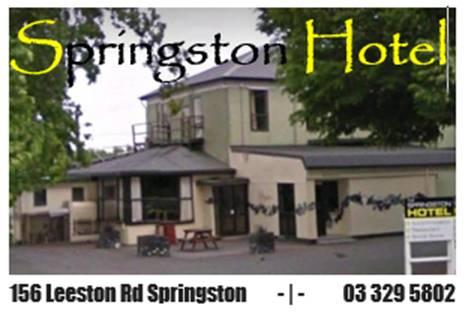 Springston Hotel